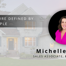 Welcoming Michelle Pine