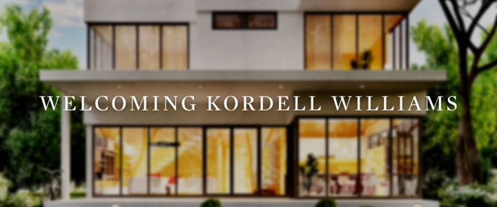 Welcoming Kordell Williams