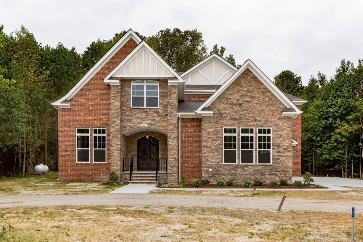 Single Family for Sale at Dove Point - Bellview N. Lawson Road POQUOSON, VIRGINIA 23662 UNITED STATES