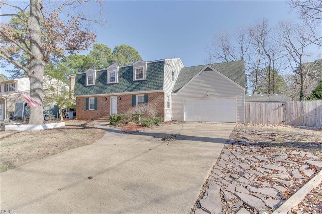Residential at 512 King Arthur Drive Virginia Beach, Virginia 23464 United States