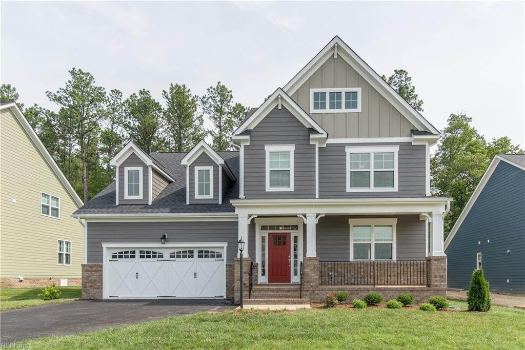 2. Residential for Sale at MM Linden @ Cypress Creek Smithfield, Virginia 23430 United States