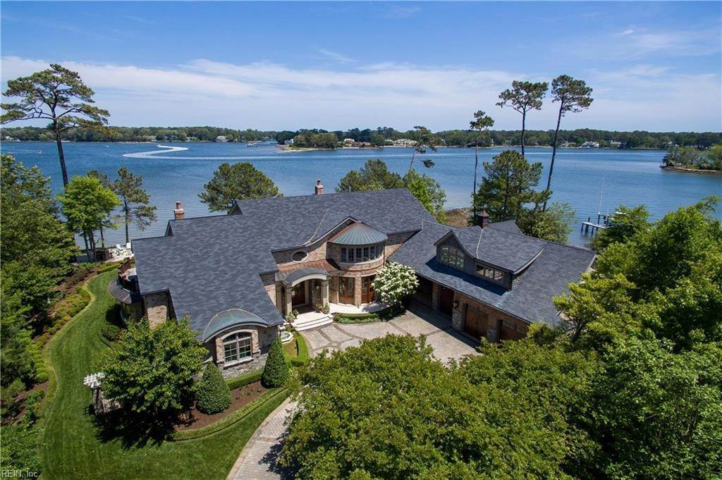 Residential for Sale at 1501 Oak Hill Court Virginia Beach, Virginia 23454 United States