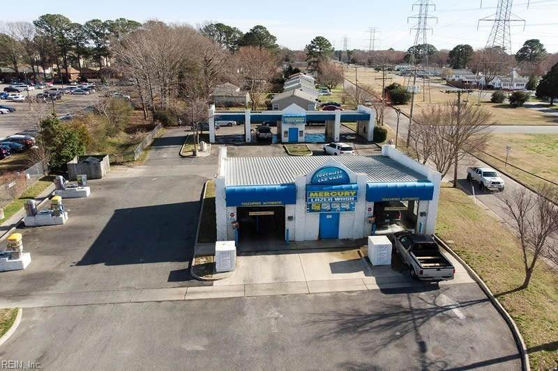 Commercial / Industrial for Sale at 4117 W Mercury Boulevard Hampton, Virginia 23666 United States