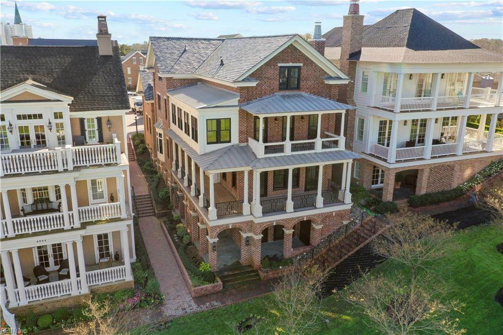 Residential for Sale at 4080 Harlow Street Virginia Beach, Virginia 23451 United States