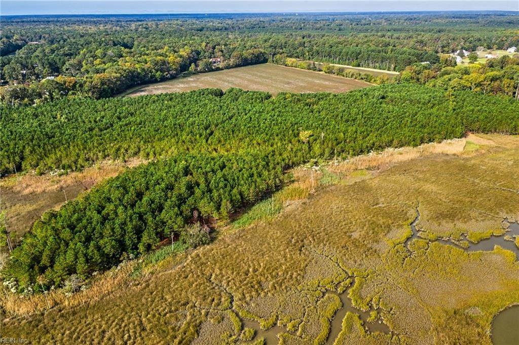 Land & Farms for Sale at 70 AC Vellines Lane Carrollton, Virginia 23314 United States