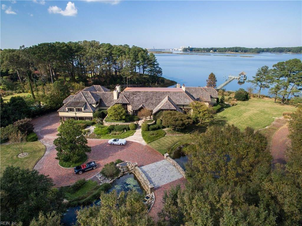 Residential for Sale at 1357 Harris Road Virginia Beach, Virginia 23452 United States