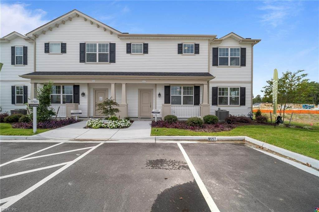 Residential for Sale at 5056 Hawkins Mill Way Virginia Beach, Virginia 23455 United States
