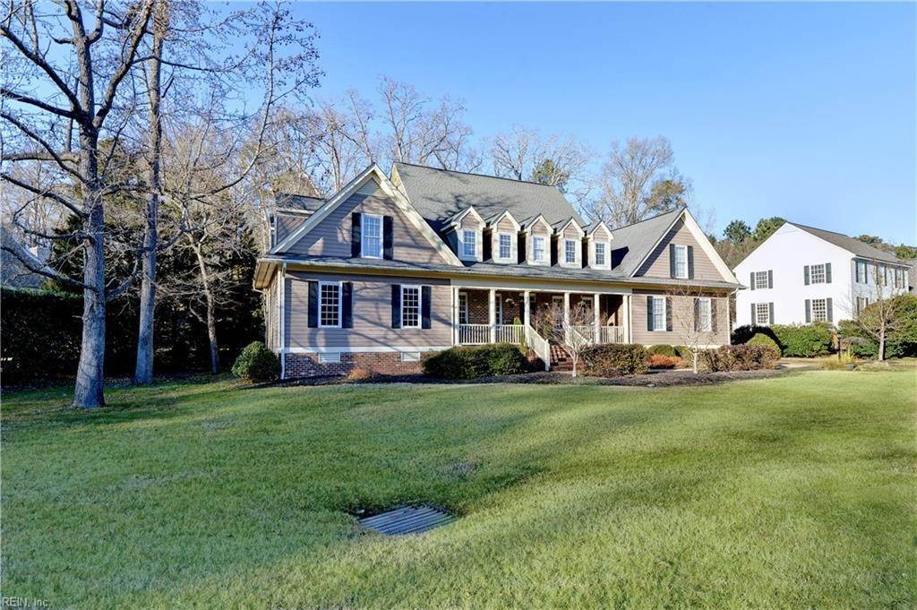 Residential for Sale at 1916 Miln House Road Williamsburg, Virginia 23185 United States