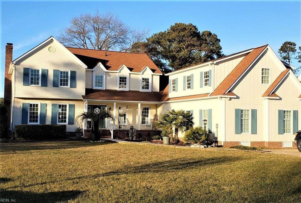Residential for Sale at 30 Rivergate Drive Poquoson, Virginia 23662 United States