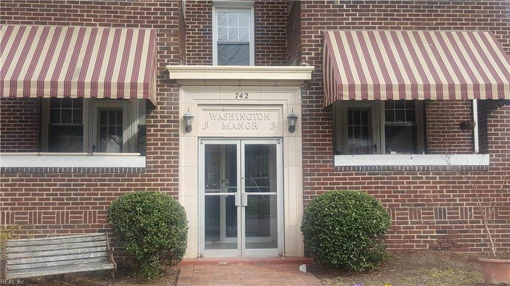 Rentals at 742 Washington Park #A4 742 Washington Park Norfolk, Virginia 23517 United States