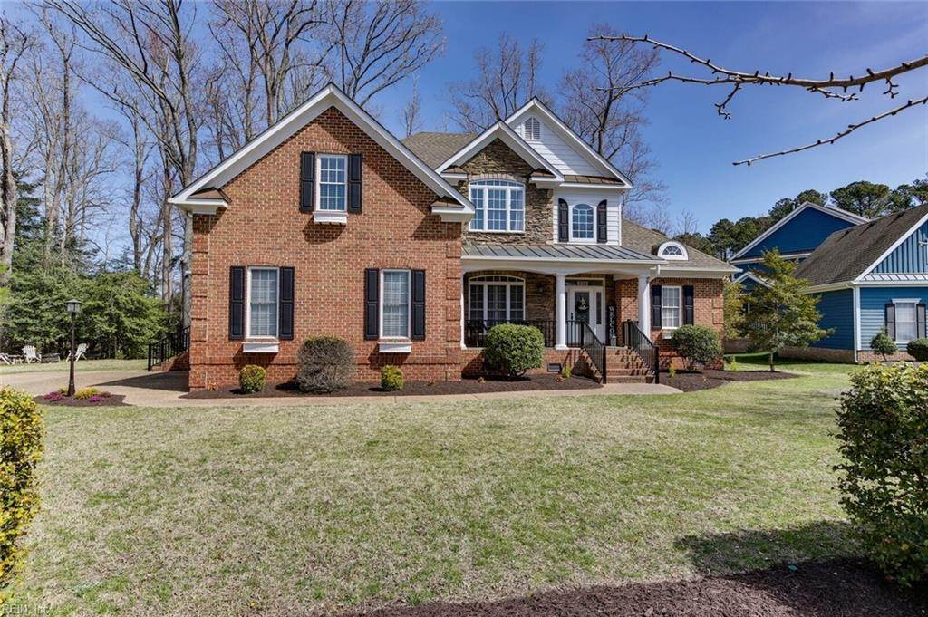 Residential for Sale at 214 Founders Pointe Trail Carrollton, Virginia 23314 United States