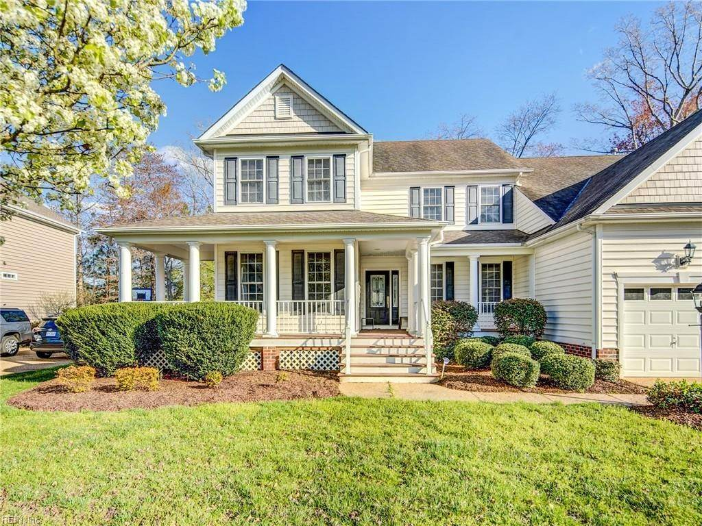 Residential for Sale at 13476 Ashley Park Court Carrollton, Virginia 23314 United States