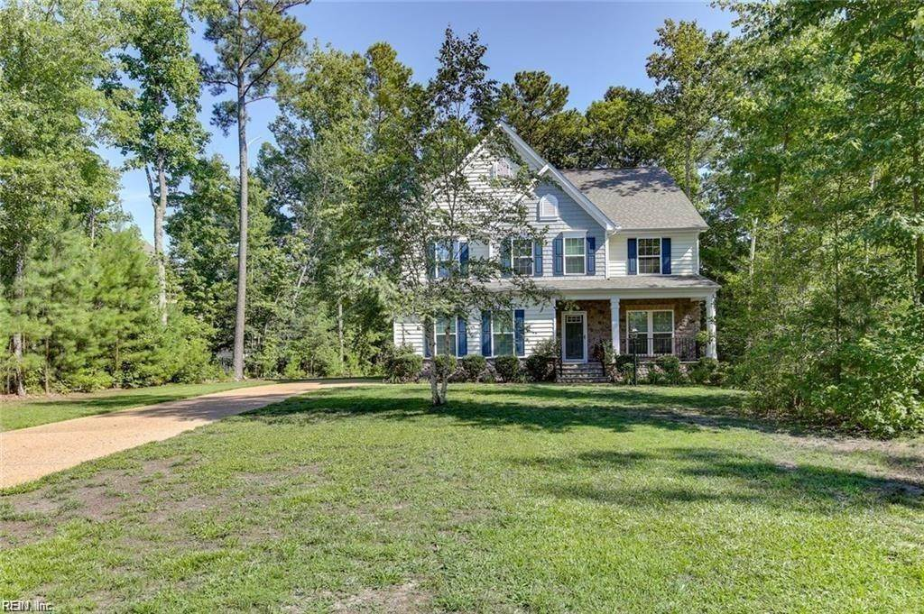 Residential for Sale at 22286 Heron Watch Court Carrollton, Virginia 23314 United States