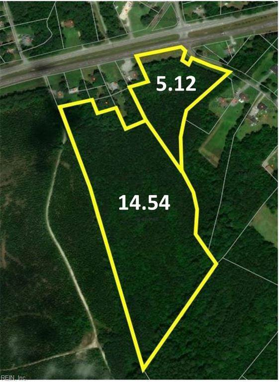 Land & Farms for Sale at 19+ac Campbells Chapel Drive Carrollton, Virginia 23314 United States