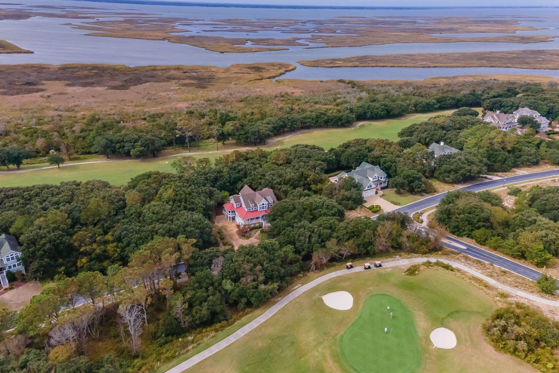 Single Family Homes for Sale at 702 Hunt Club Drive, Corolla 702 Hunt Club Drive Corolla, North Carolina 27927 United States