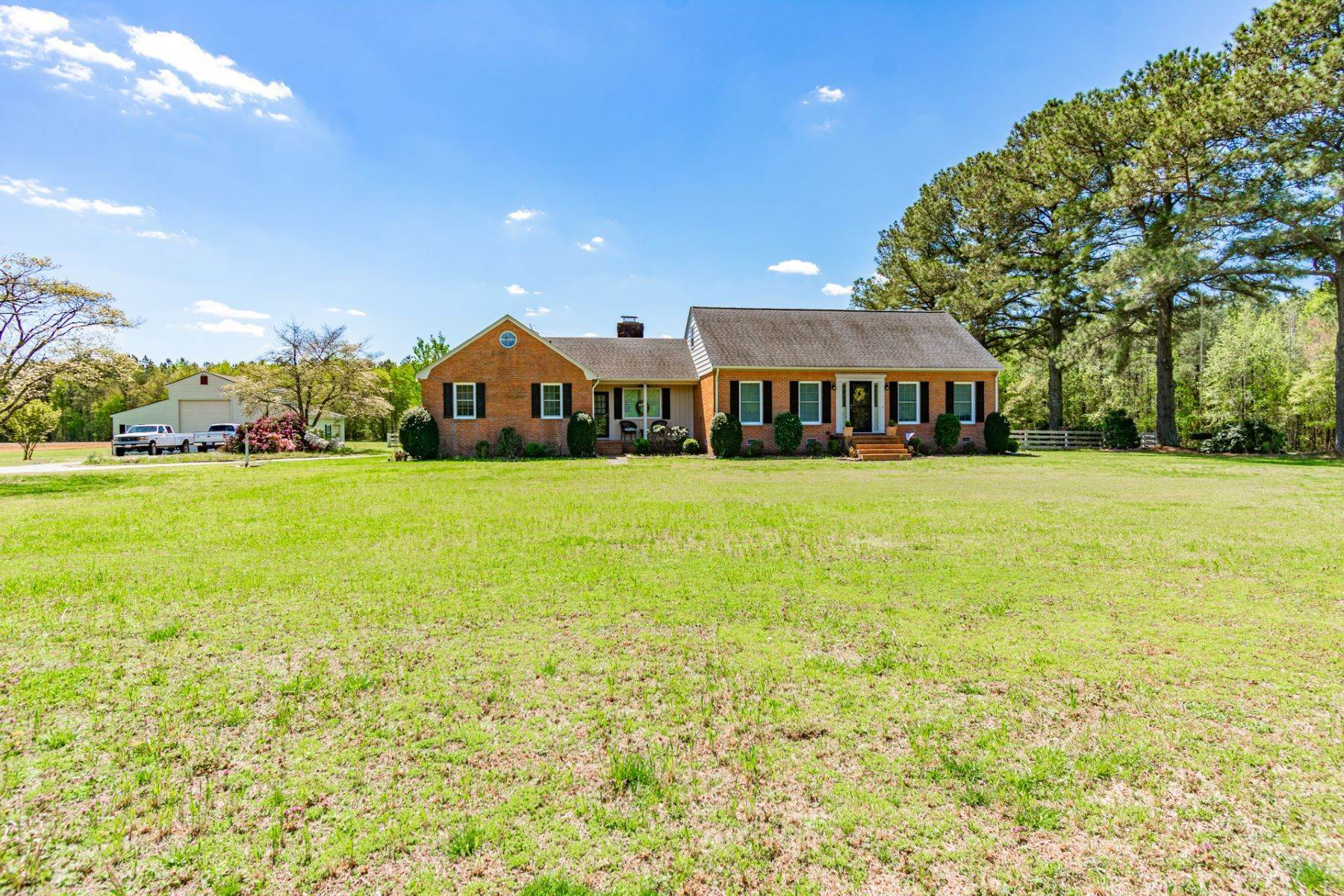 Single Family Homes for Sale at 4941 Deer Forest Rd, Suffolk 4941 Deer Forest Road Suffolk, Virginia 23434 United States